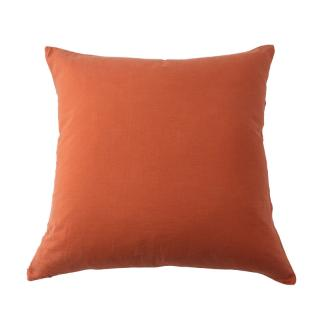 LINEN CUSHION COVER MELON