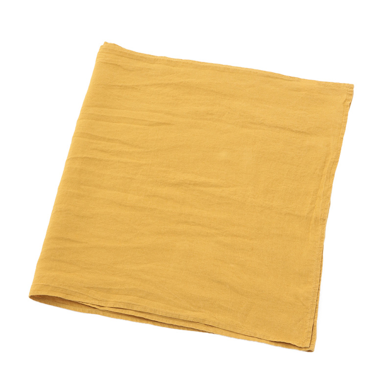 LINEN TABLE RUNNER GOLD