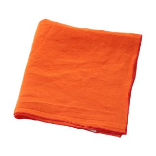 LINEN NAPKIN BABYLOCK ORANGE / BUBBLEGUM