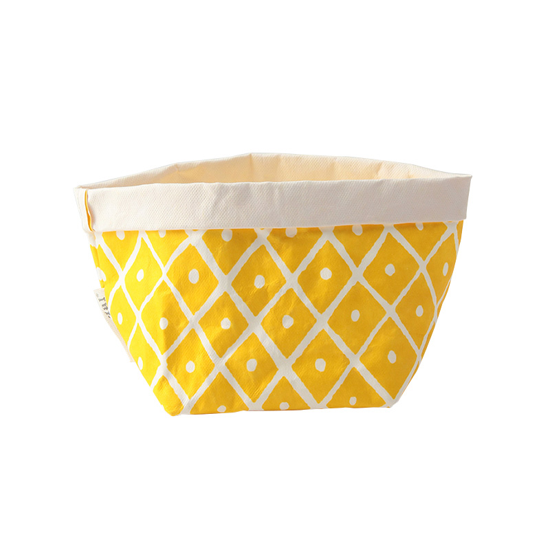 ESSENTIAL CONRAN PATTERN BASKET PINEAPPLE SMALL
