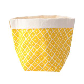 ESSENTIAL CONRAN PATTERN BASKET PINEAPPLE MEDIUM
