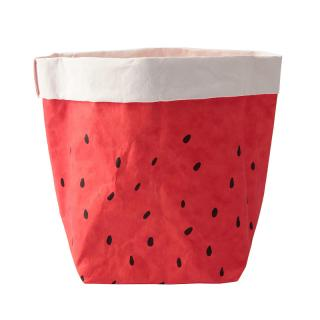 ESSENTIAL CONRAN PATTERN BASKET WATERMELON MEDIUM