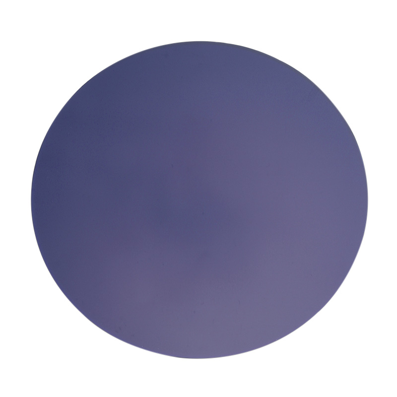 ACRYLIC ROUND PLACEMAT BLUE