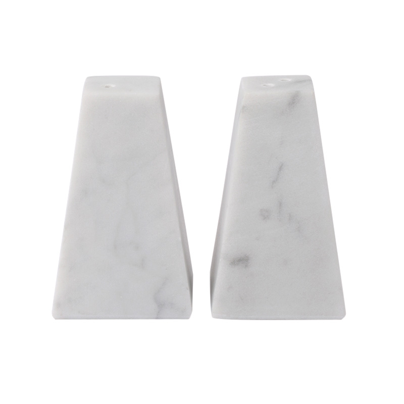 MARBLE SALT & PEPPER WHITE