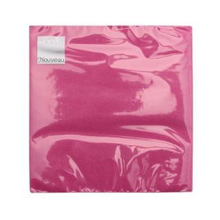 FUCHSIA NAPKINS PACK OF 16