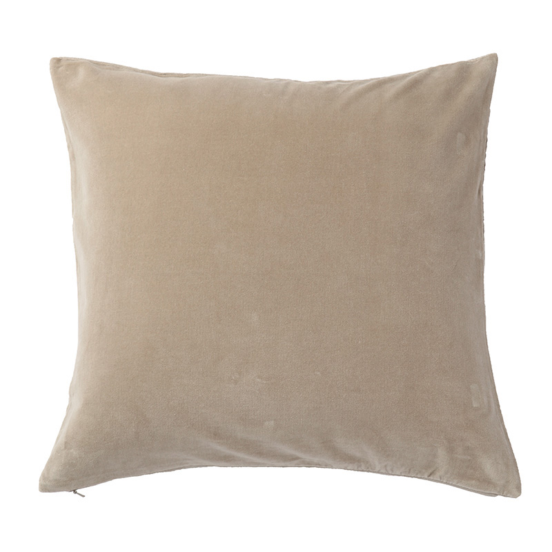VELVET CUSHION COVER MOUSE