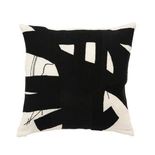 BRUSHSTROKE CUSHION COVER NATURAL