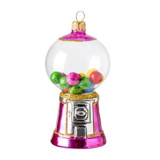 XMAS 16 BUBBLE GUM MACHINE