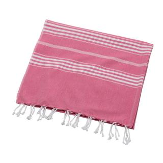 STRIPE BORDER HAMMAM TOWEL FCHS