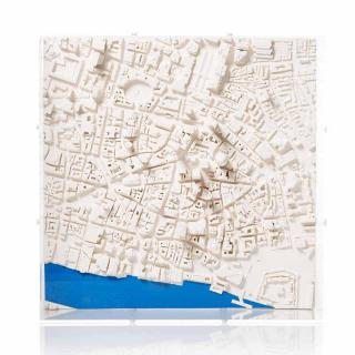 LONDON CITYSCAPE 1:5000 BLUE RIVER