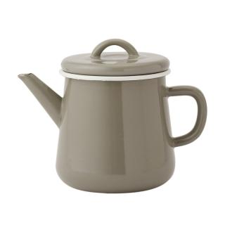ENAMEL GREY TEA POT BASICS