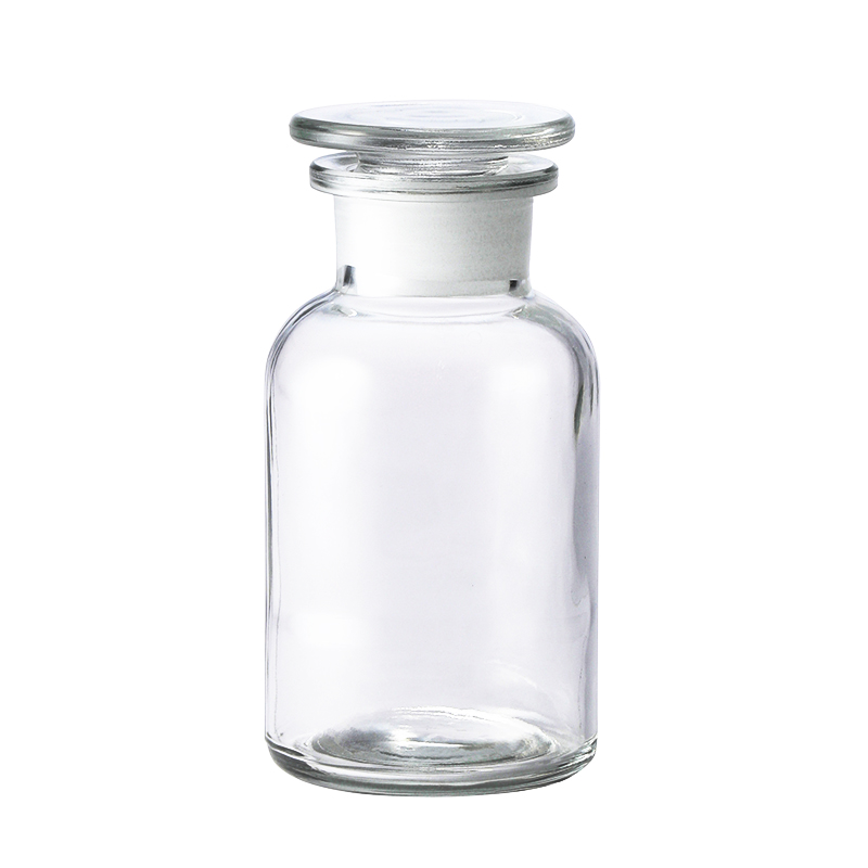 APOTHECARY BOTTLE 0.25 CLEAR