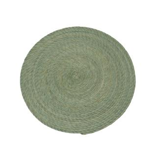 SINGLE ROUND PLACEMAT 38CM AGAVE