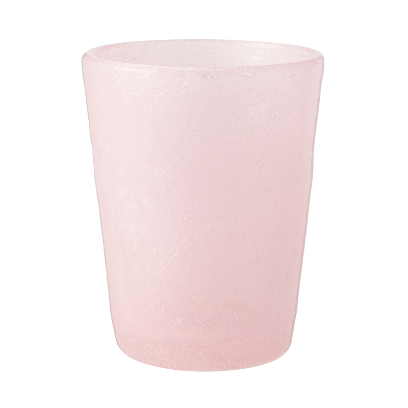 BUBBLE GLASS PINK
