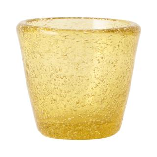 BUBBLE SHOT GLASS CORN