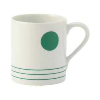 CAP MODERNE GREEN ECLIPSE MUG