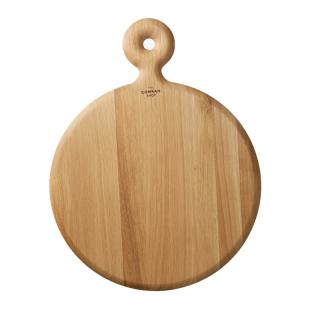 HANDLED ROUND BOARD OAK 52 X 40