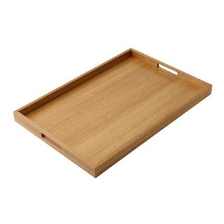 MODERN TRAY OAK LARGE MATT