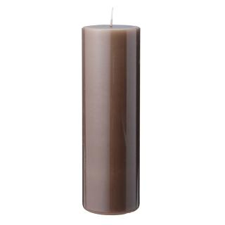PILLAR CANDLE 20 BEIGE