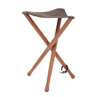 ARTISTS FOLDING STOOL LEATHER