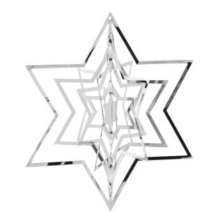 COSMIC STAR SILVER LARGE