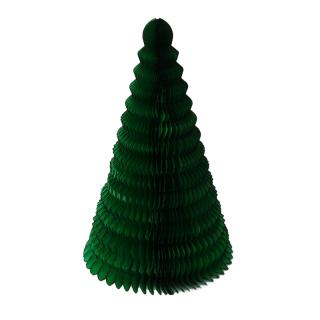 XMAS 15 CONE TREE 40CM GREEN