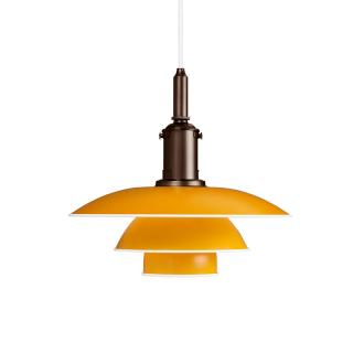 PH 3 1/2-3 PENDANT YELLOW  (Louis Poulsen)