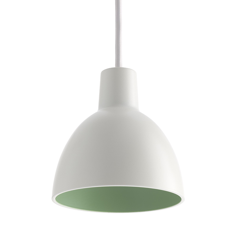 TOLDBOD 120 DUO WHITE/GREEN  (Louis Poulsen)