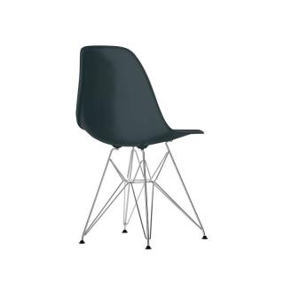 EAMES EIFFEL SIDE CHAIR BLACK