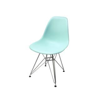 EAMES SHELL CHAIR EIFFEL AQUA SKY