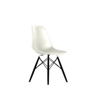 DSW BK EN ZA / DSW SHELL CHAIR WHITE/EN-BASE
