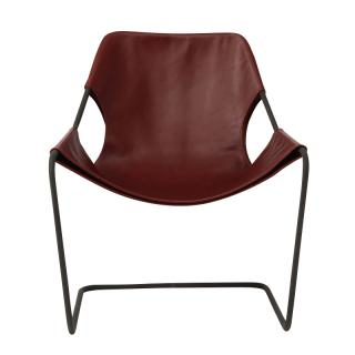 PAULISTANO ARM CHAIR COGNAC