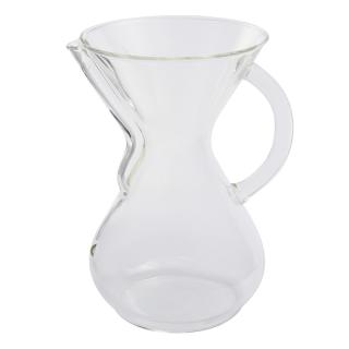 【CLEARANCE】 CHEMEX 6 CUP GLASS HANDLE COFFEEMAKER