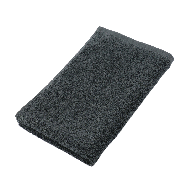 THE CONRAN SHOP ORIGINAL TOWEL CHARCOAL GREY M