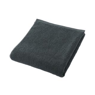 THE CONRAN SHOP ORIGINAL TOWEL CHARCOAL GREY L
