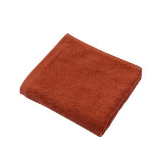 THE CONRAN SHOP ORIGINAL TOWEL BRICK RED S