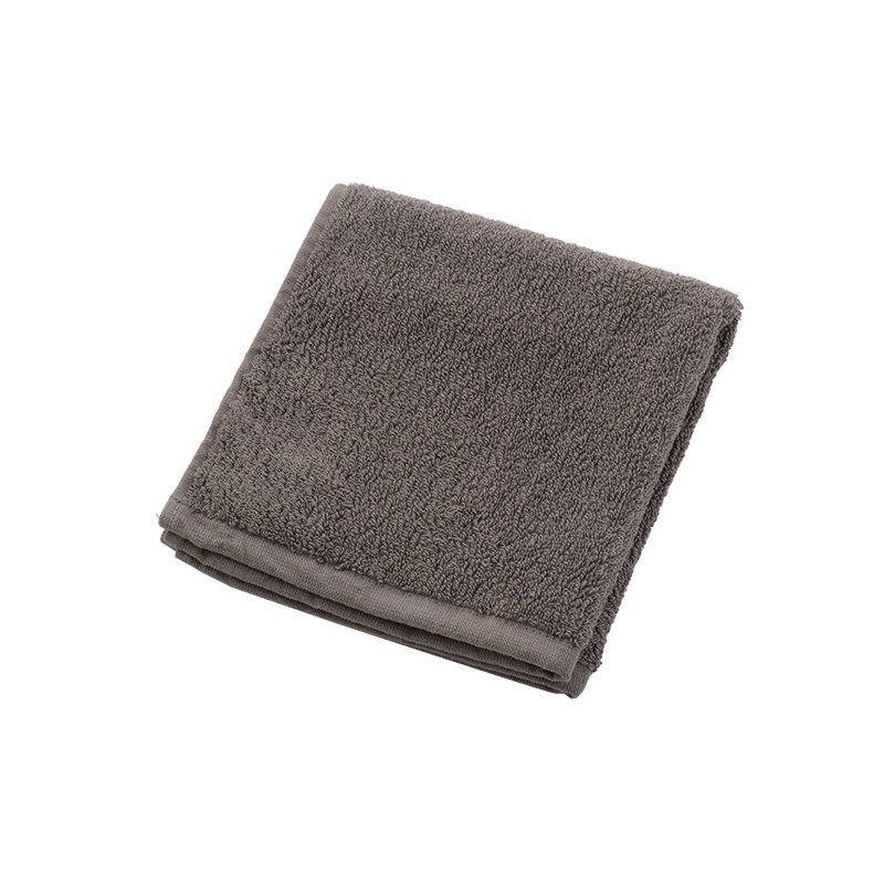 THE CONRAN SHOP ORIGINAL TOWEL DARK GREY S