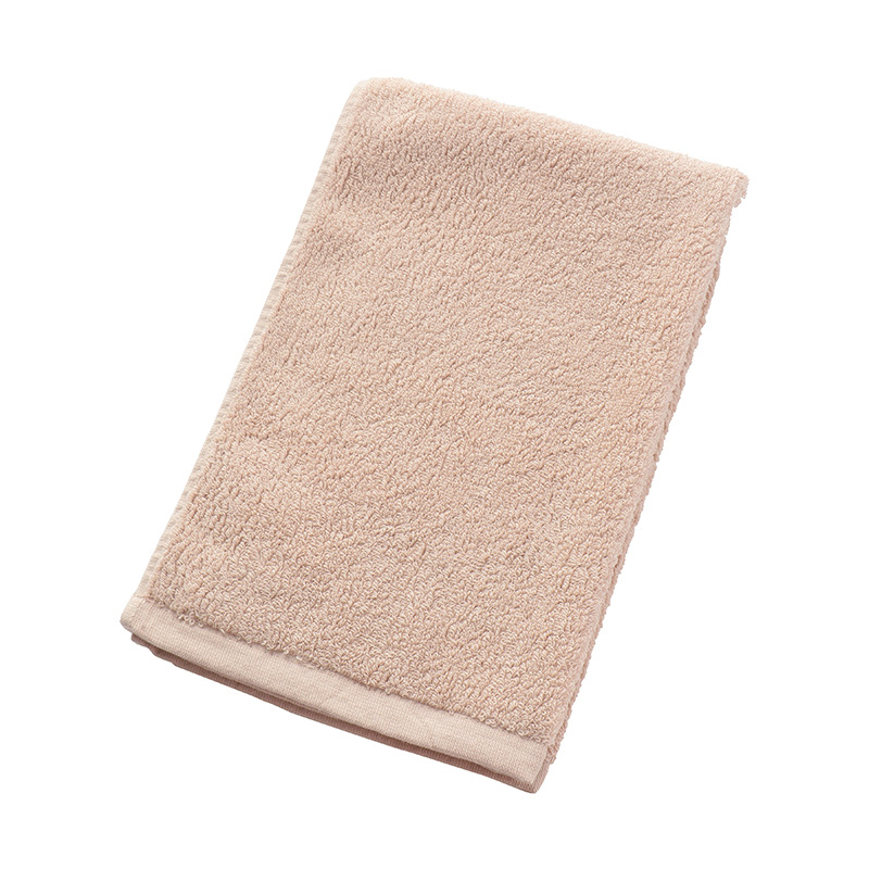 THE CONRAN SHOP ORIGINAL TOWEL GREY PINK M