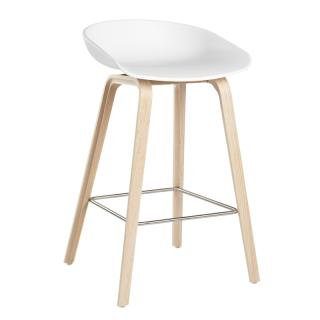 HAY ABOUT A STOOL WHITE H65