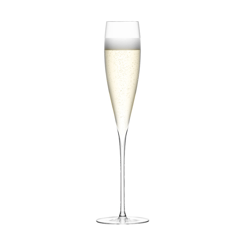 LSA G246-07-301 SAVOY CHAMPAGNE FLUTE CLEAR 200ML