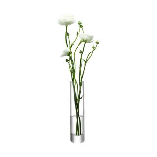 LSA G841-25-301 COLUMN VASE SLIM CLEAR H25CM