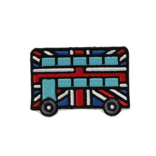 KYOTO 1ST ANNIVERSARY LONDON BUS PATCH