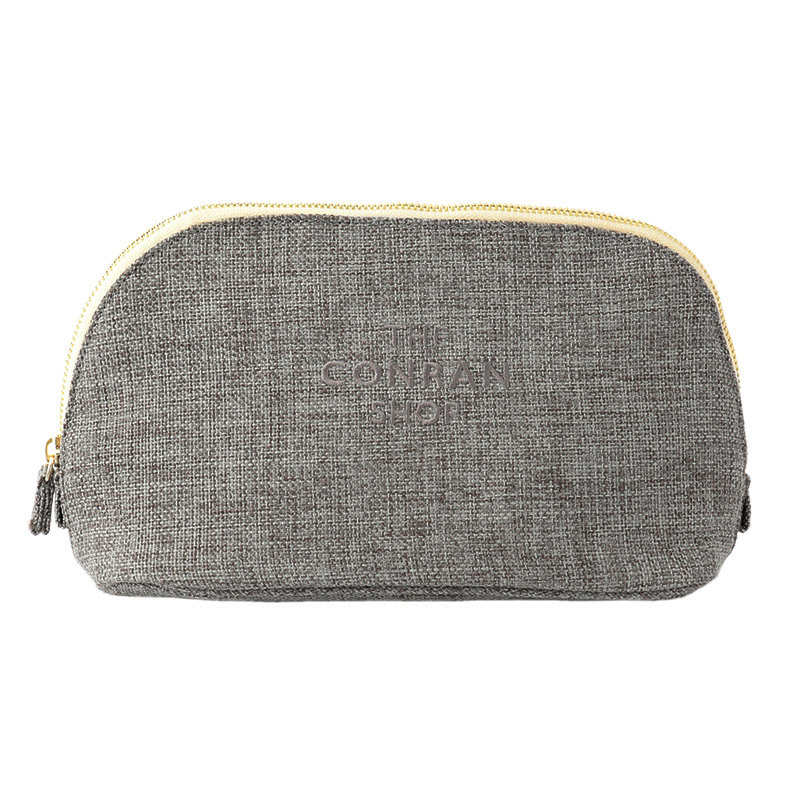 CONRAN ORIGINAL OVAL POUCH GREY L
