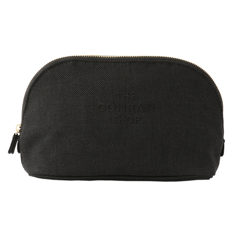 CONRAN ORIGINAL OVAL POUCH BLACK L