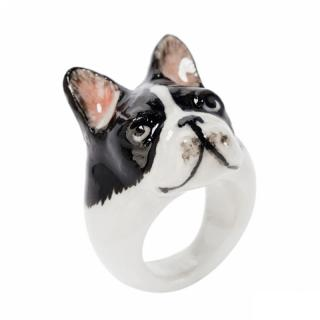 NACH FRENCH BULLDOG RING 14号