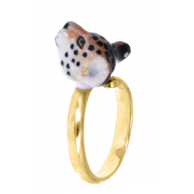 NACH ADJUSTABLE RING LEOPARD