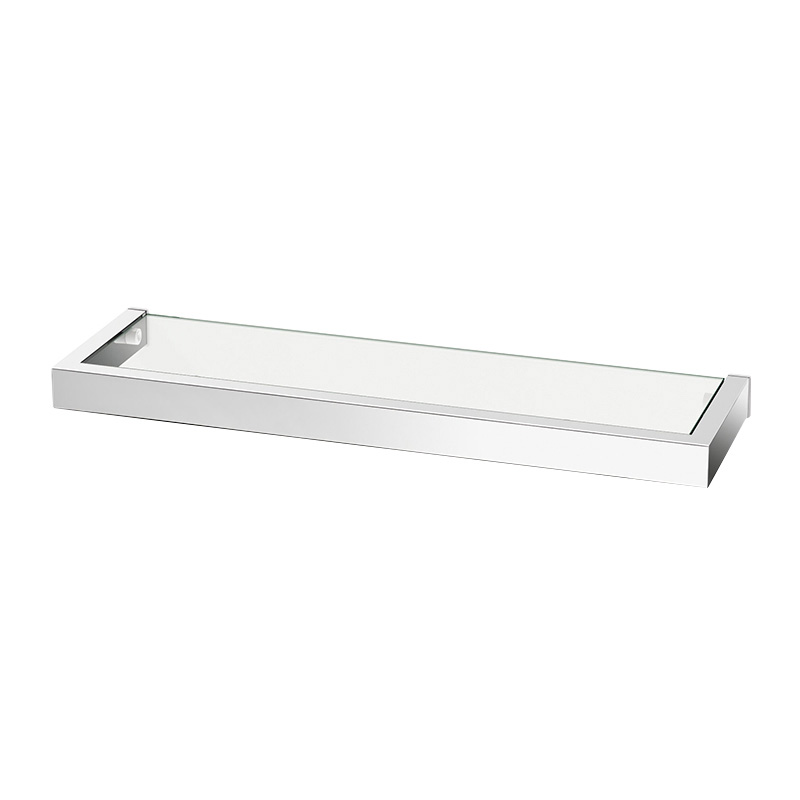 ZACK LINEA BATHROOM SHELF MIRROR 46.5CM