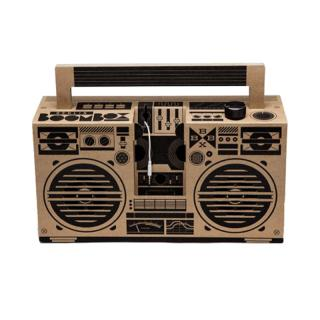 BERLIN BOOMBOX BROWN