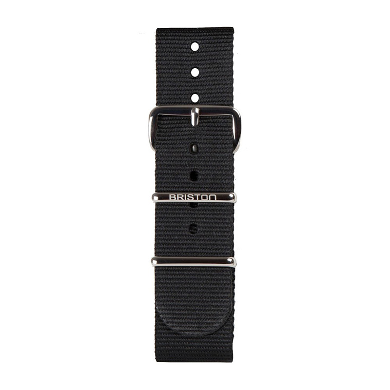 BRISTON NATO STRAP NS20 BLACK