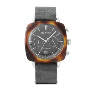 BRISTON VINTAGE CHRONO GREY